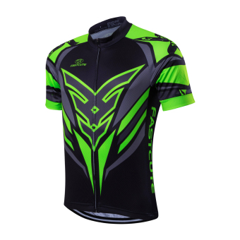 2016 Fastcute Brand Summer Quick Dry Short sleeve Top and Shorts Cycling jersey Bycicle Bike Breathable Wear Set FC-0124 - 3
