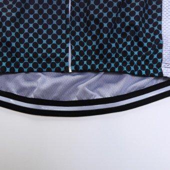 2017 bora new cycling clothing black sportswear breathable clothingqucik dry pro cycling wear X6-02 - intl - 4