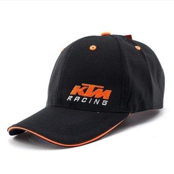 2017 New Original Cotton Sports KTM Racing Cap MOTO GP MotorcycleBaseball Cap Sun Snapback Hats Bone For Men Women - intl - 2