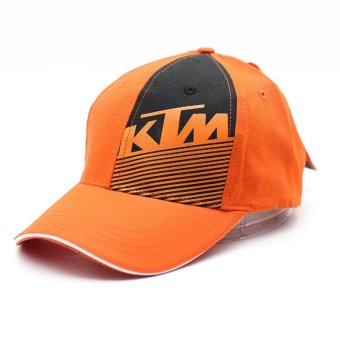 2017 New Original Cotton Sports KTM Racing Cap MOTO GP MotorcycleBaseball Cap Sun Snapback Hats Bone For Men Women - intl - 5