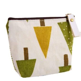 2017 New Women Coin Purses Wallet Ladies Small Zipper Pencil Case Cute Portable Key Coin Purse Makeup Bag Gift Style05 - intl - 2