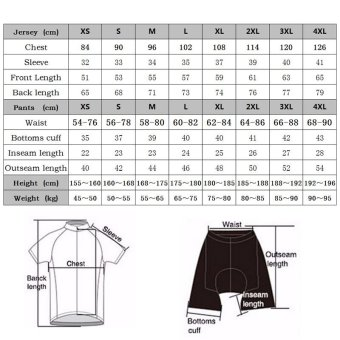 2017 Sky Team 100% Polyester Breathable Cycling Jersey Summer MtbBicycle Clothing Ropa Maillot Ciclismo Mountain Bike Clothes - intl - 4