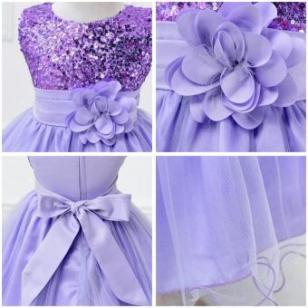 3-9Y Girl Dresses Floral Ball Gown Clothing Kids Christmas PrincessSummer Girl Party Dress [