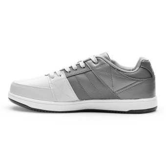 361 Degrees Free Rider Skateboarding Shoes (Light Grey/Dark Grey) - picture 3