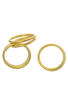 8YEARS B05177 Jump Rings (Gold) Set of 400