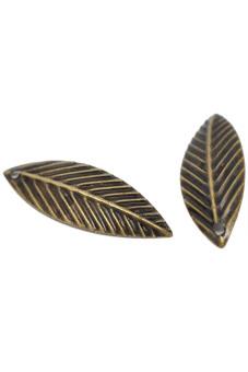 8YEARS B14576 Metal Pendants Set of 500 (Bronze)