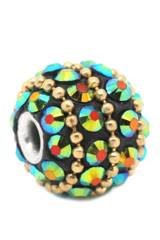 8YEARS B25599 Acrylic Beads Set of 5 (Multicolor)