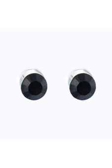 8YEARS UP01480 Stud Earrings (Black) - picture 2