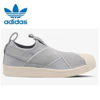 Adidas Originals Superstar Slip-on Shoes S76409 Express - intl - 3