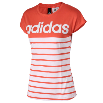 Adidas short sleeved t-shirt casual shorts (BK5009)