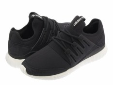 ADIDAS TUBULAR RADIAL S80120 Men\u0027s Shoes (CBLACK/CBLACK/VINWHT)
