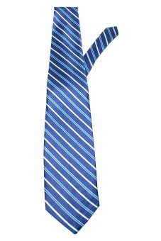 Aktive NT-11 Necktie Stripe Blue