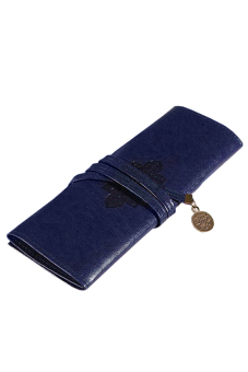 Amango Purse Wallets Cosmetic Bag Blue