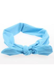 Amango Wide Headband (Blue)