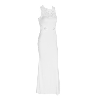 Amart Women Evening Fishtail Dresses Elegant Backless Gown Bodycon Dresses - intl - 2
