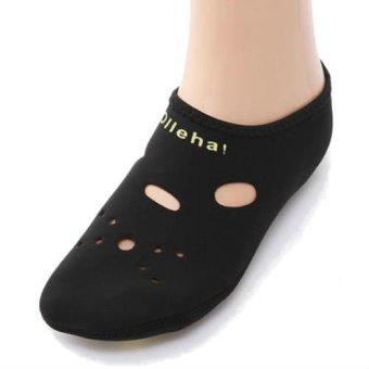 Aqua Water Shoes Socks or Skin Shoe Beach Indoor Fitness Scuba Gym Snorkeling - 2
