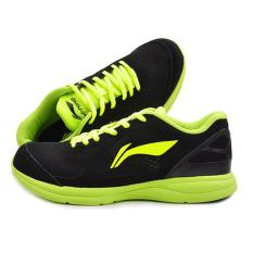 Arbj 015 1 Light Weight Running Shoes Black Bright Green 25 Us 7 5
