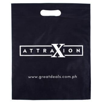 Attraxion Chado Sling Crossbody Bag for Men (Gray/Black) - 5