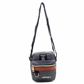 Attraxion Gary - 885 Sling Crossbody Bag for Men (Gray) - 2