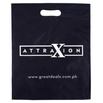 Attraxion Oliver - 16011 Sling Crossbody Bag for Men CreamMluticolored (Black) - 4