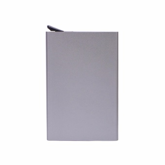 Automatic Pop Up Card Holder Click Slide RFID ID Card ProtectorSlim Case New - intl - 2