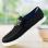 Autumn tide shoes men shoes (Black (Model 3588))
