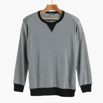 Baleno Mens Athletic Sweater (Gray)