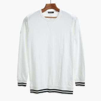 Baleno Mens Athletic Sweater (White)