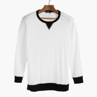 Baleno Mens Athletic Sweater (White)