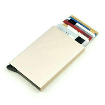 Bank Credit Card Package Card Holder Business Card Case Card Box(Gold) Price Philippines