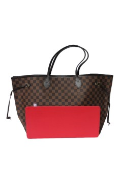 Base Shaper for Louis Vuitton Neverfull GM (Red) - 2