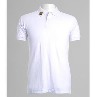 BENCH- BIX0242WH3 Solid Polo Shirt (White) - 5