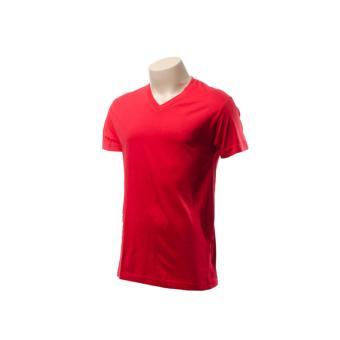 BENCH- BUC0079RE3 Plain Shirt (Red) - 3