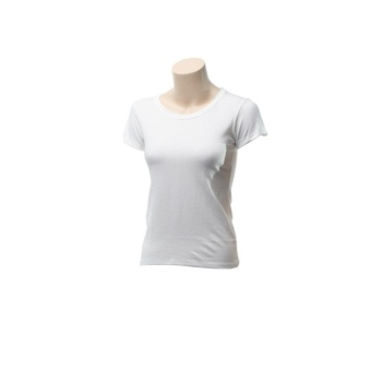 BENCH- GUA0094WH3 Ladies Plain Shirt (White) - 3