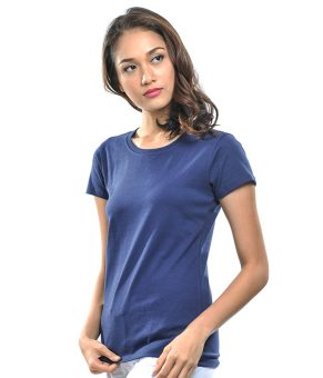 Bench Ladies Undershirt (Blue) - 2