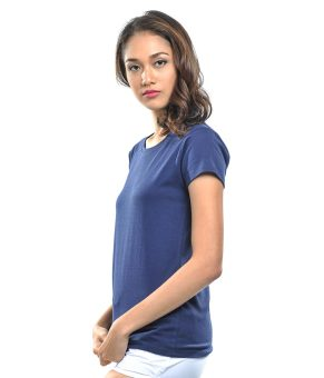 Bench Ladies Undershirt (Blue) - 3