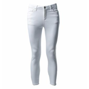 BENCH- LYM9316WH1 Ladies Skinny Jeans (White)