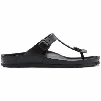 Birkenstock Gizeh Eva Flat Slippers (Black) - 3