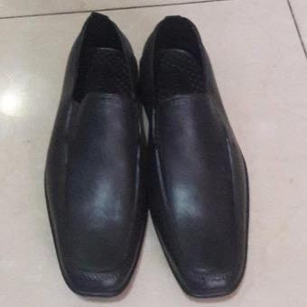 Black Shoes for school and formal attire size 44' no need to shine