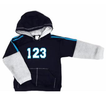 Boys Double Screen Hooded Jacket Price Philippines