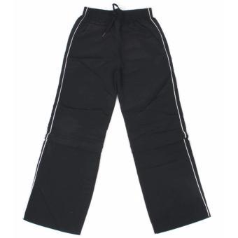 Boy's Zip-off Track Jogging Pants - 4