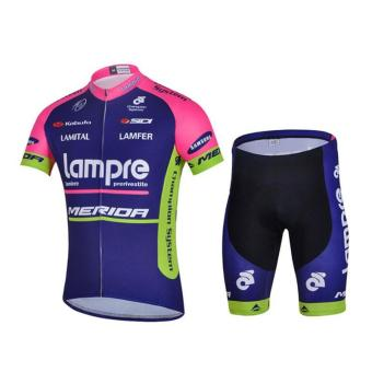 Breathable Bike Cycling Clothing/Quick-Dry Cycling Suit - intl