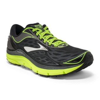 BROOKS Transcend 03 Men's Running Shoes (Black/ Green) Price Philippines