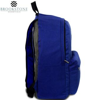 Brookstone Dionne Mccue Daypack Backpack (Royal Blue) - 4