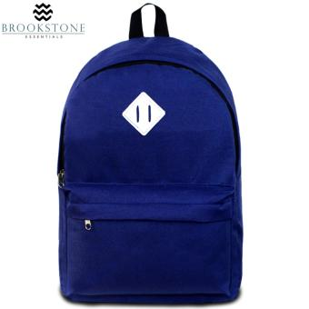 Brookstone Dionne Mccue Daypack Backpack (Royal Blue) - 3