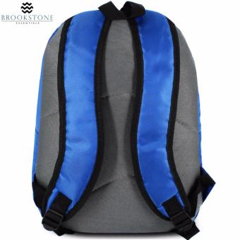 Brookstone Dionne Mccue Lash Tab Casual Backpack (Blue) - 5