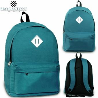 Brookstone Dionne Mccue Lash Tab Daypack Backpack (Sky Blue)