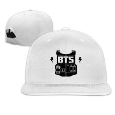 BTS - Bangtan Boys Bulletproof Vest Plain Adjustable Cap Summer Hats Sports Custom - intlPHP462. PHP 462