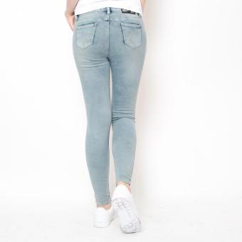 Bum Ladies Wash Pants (Light Blue) - 3