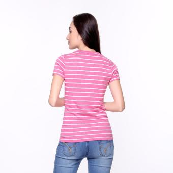 Bum Limited Ladies Bundle Tee (Acid Fuschia) - 5